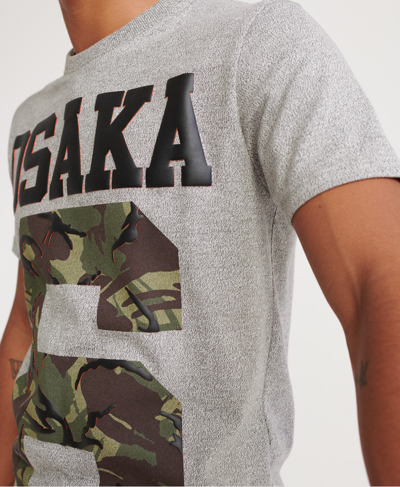 Superdry-Herren-Osaka-T-Shirt Indexbild 8