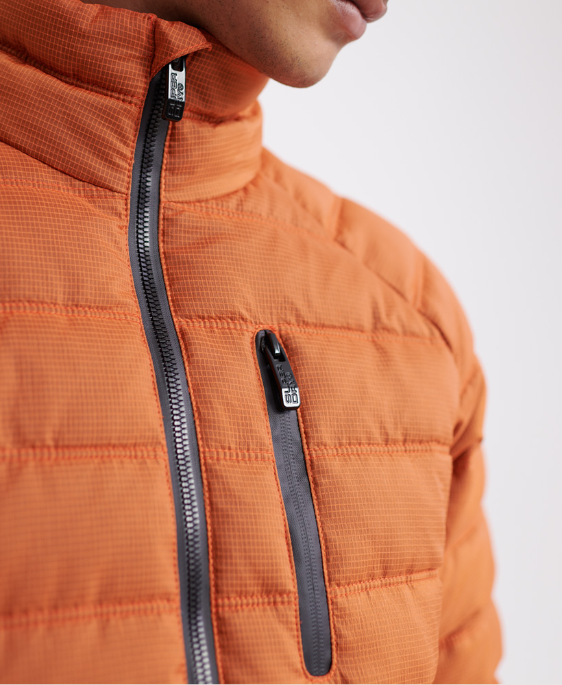 Superdry-Mens-Commuter-Quilted-Bomber-Jacket thumbnail 14