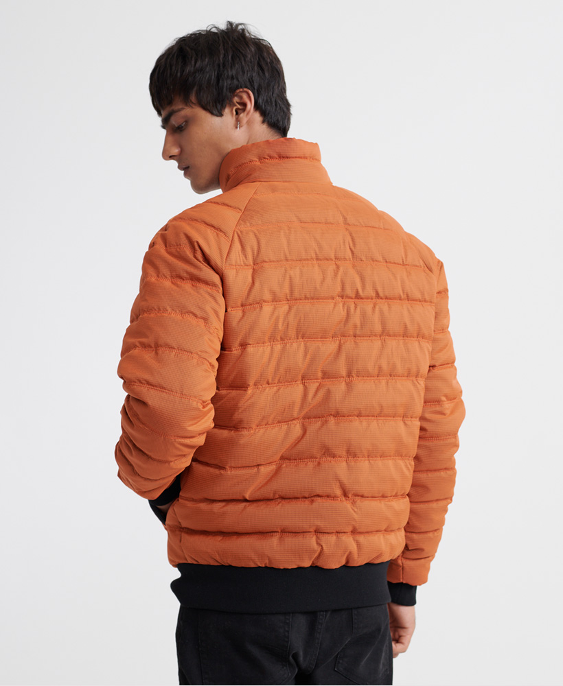 Superdry-Mens-Commuter-Quilted-Bomber-Jacket thumbnail 13