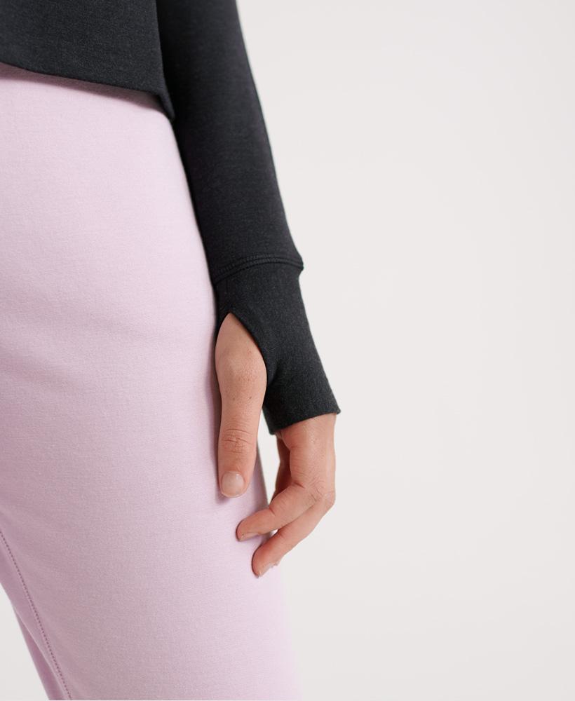 Superdry-Damen-Active-Studio-Luxe-Rundhals-Sweatshirt Indexbild 27