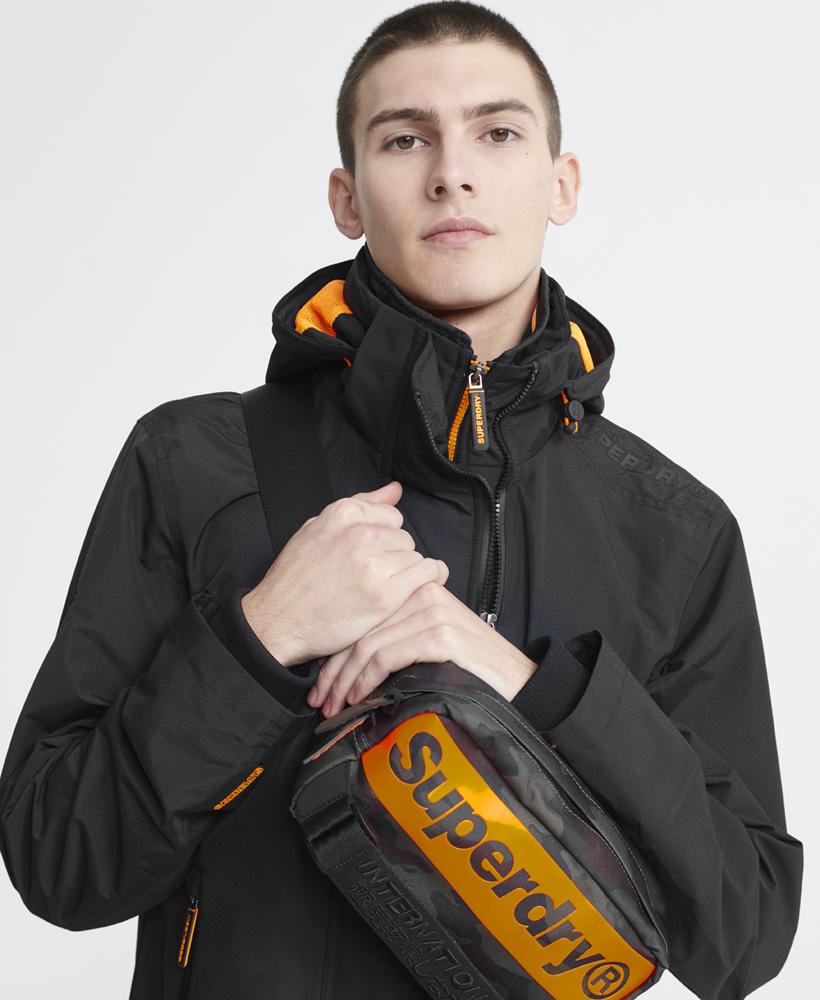 thumbnail 6 - Superdry Mens Tech Hood Pop Zip Sd-Windcheater Jacket