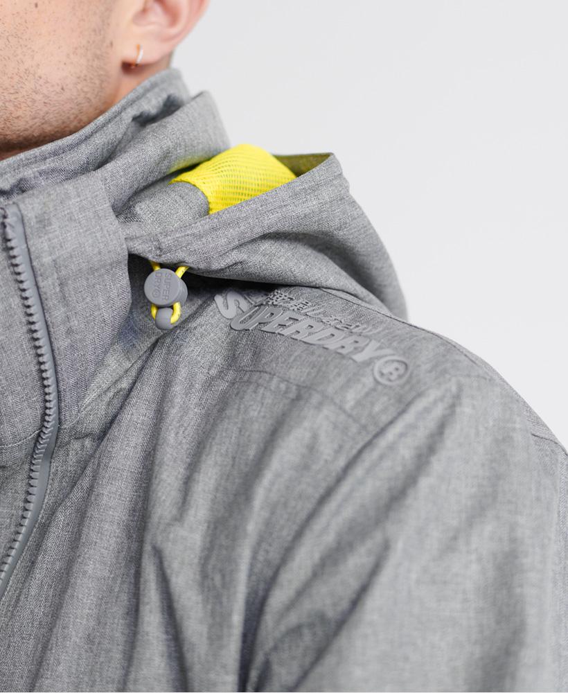 thumbnail 14 - Superdry Mens Tech Hood Pop Zip Sd-Windcheater Jacket