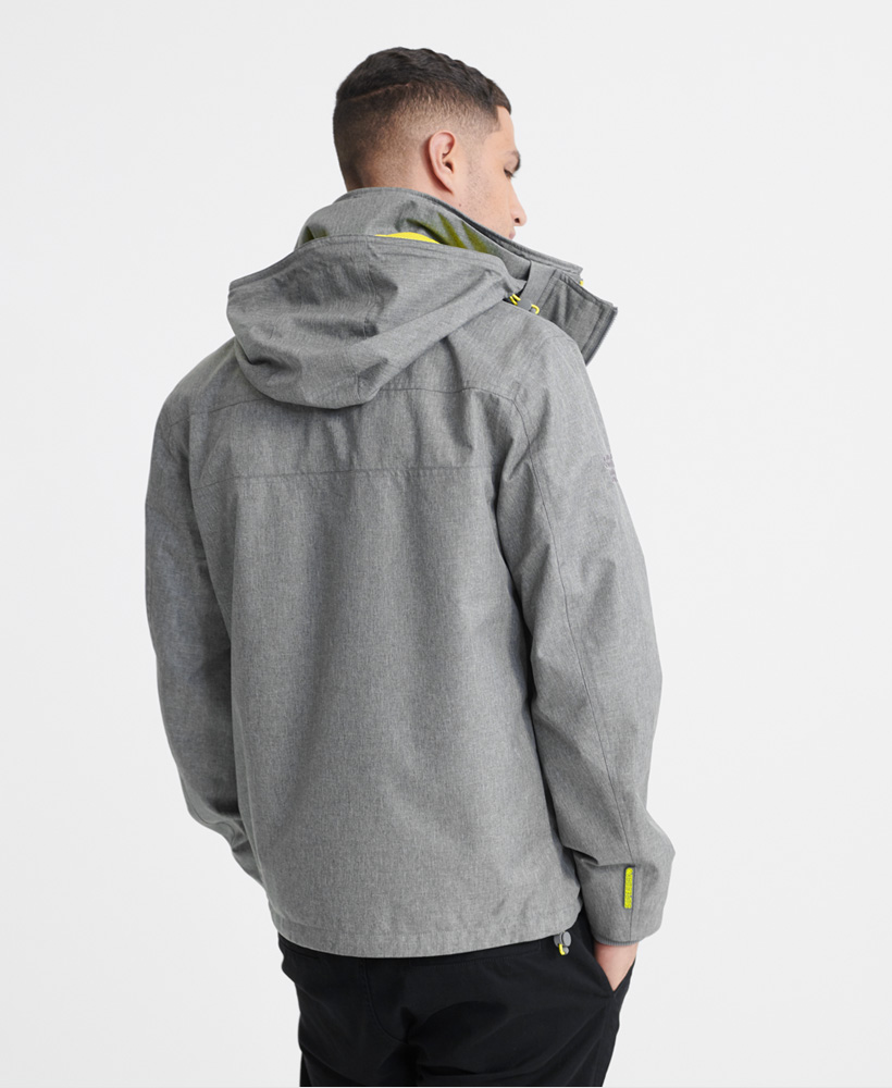 thumbnail 12 - Superdry Mens Tech Hood Pop Zip Sd-Windcheater Jacket