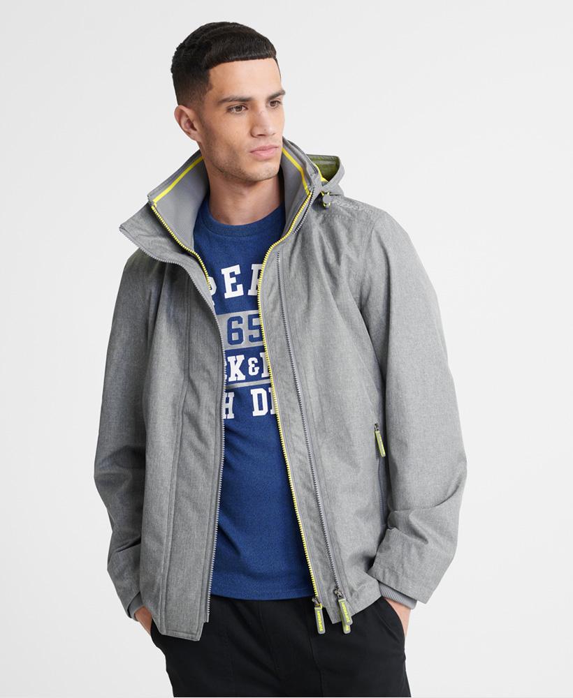 thumbnail 13 - Superdry Mens Tech Hood Pop Zip Sd-Windcheater Jacket