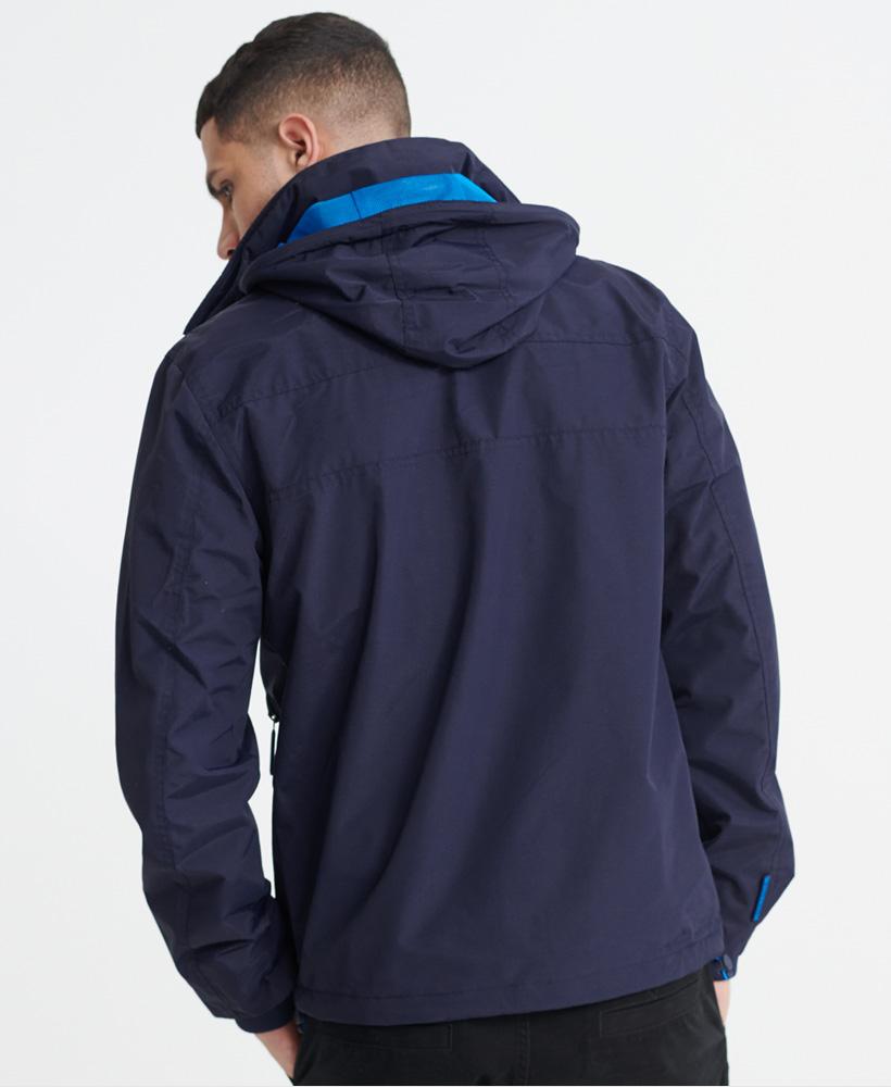 thumbnail 8 - Superdry Mens Tech Hood Pop Zip Sd-Windcheater Jacket