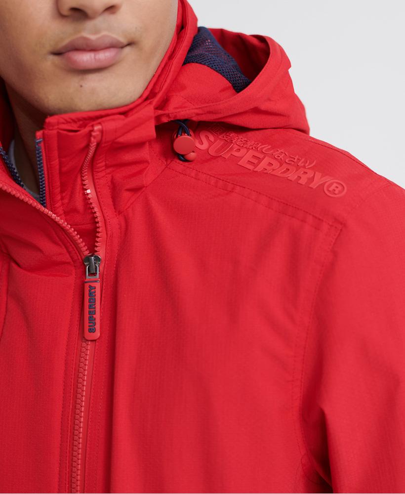 thumbnail 23 - Superdry Mens Tech Hood Pop Zip Sd-Windcheater Jacket