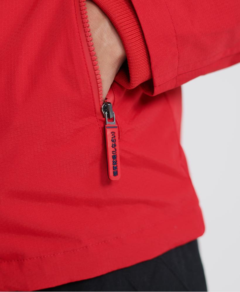 thumbnail 24 - Superdry Mens Tech Hood Pop Zip Sd-Windcheater Jacket