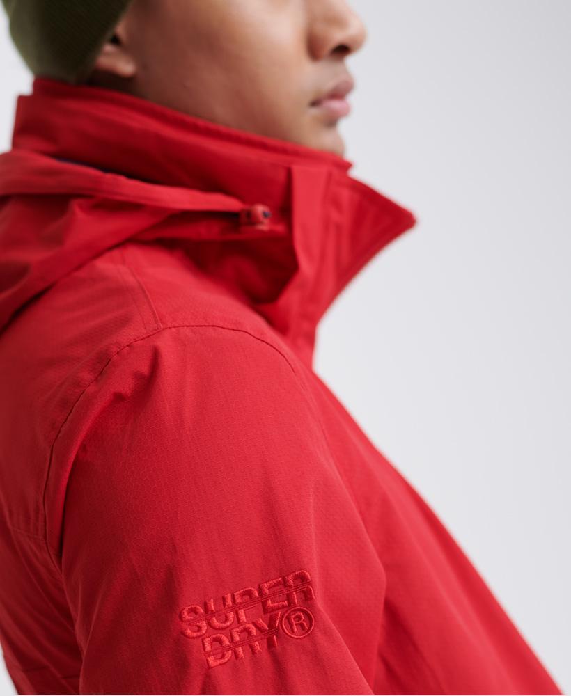 thumbnail 25 - Superdry Mens Tech Hood Pop Zip Sd-Windcheater Jacket