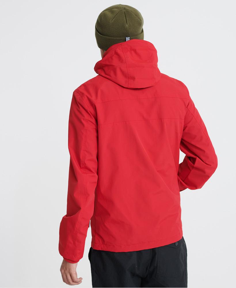 thumbnail 22 - Superdry Mens Tech Hood Pop Zip Sd-Windcheater Jacket
