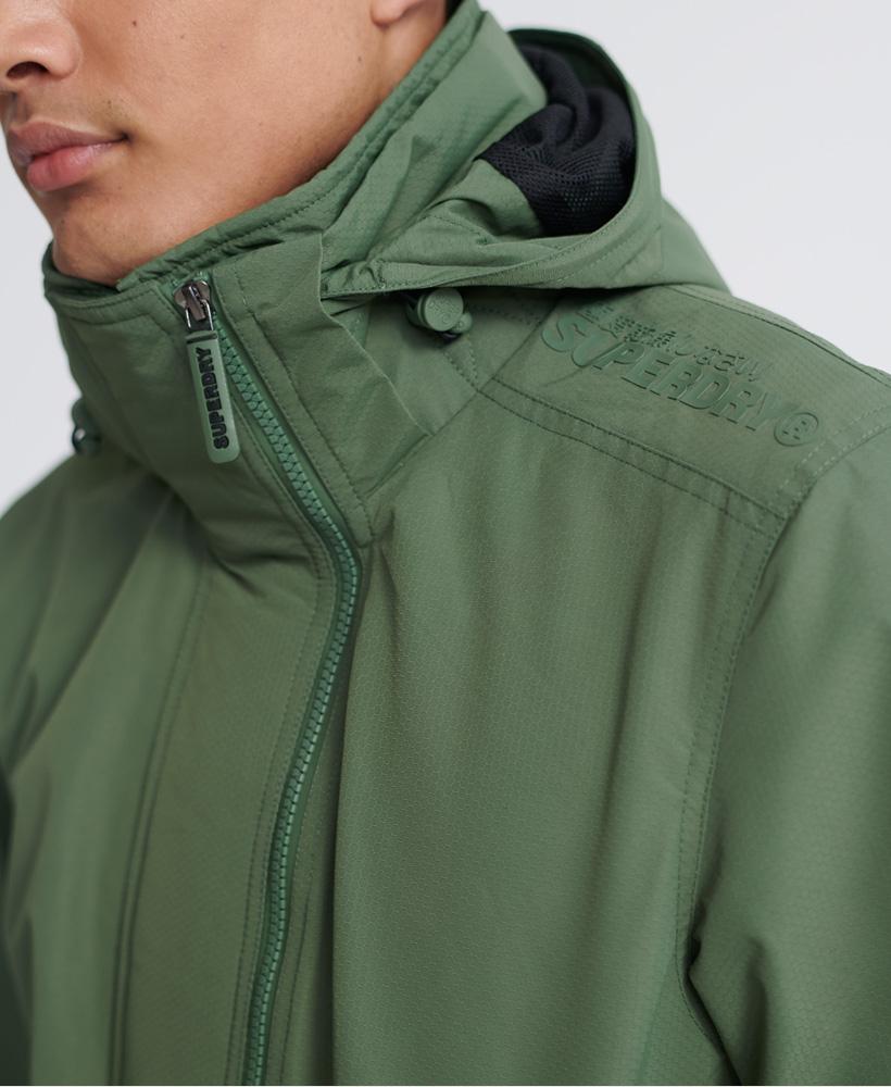 thumbnail 18 - Superdry Mens Tech Hood Pop Zip Sd-Windcheater Jacket