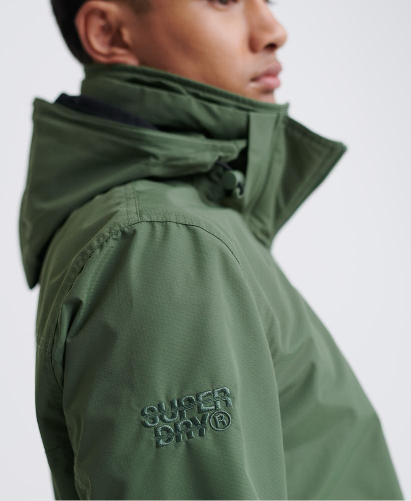 thumbnail 20 - Superdry Mens Tech Hood Pop Zip Sd-Windcheater Jacket