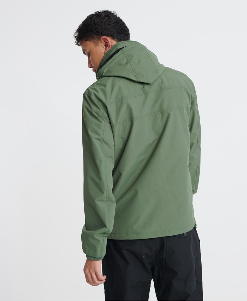 thumbnail 16 - Superdry Mens Tech Hood Pop Zip Sd-Windcheater Jacket