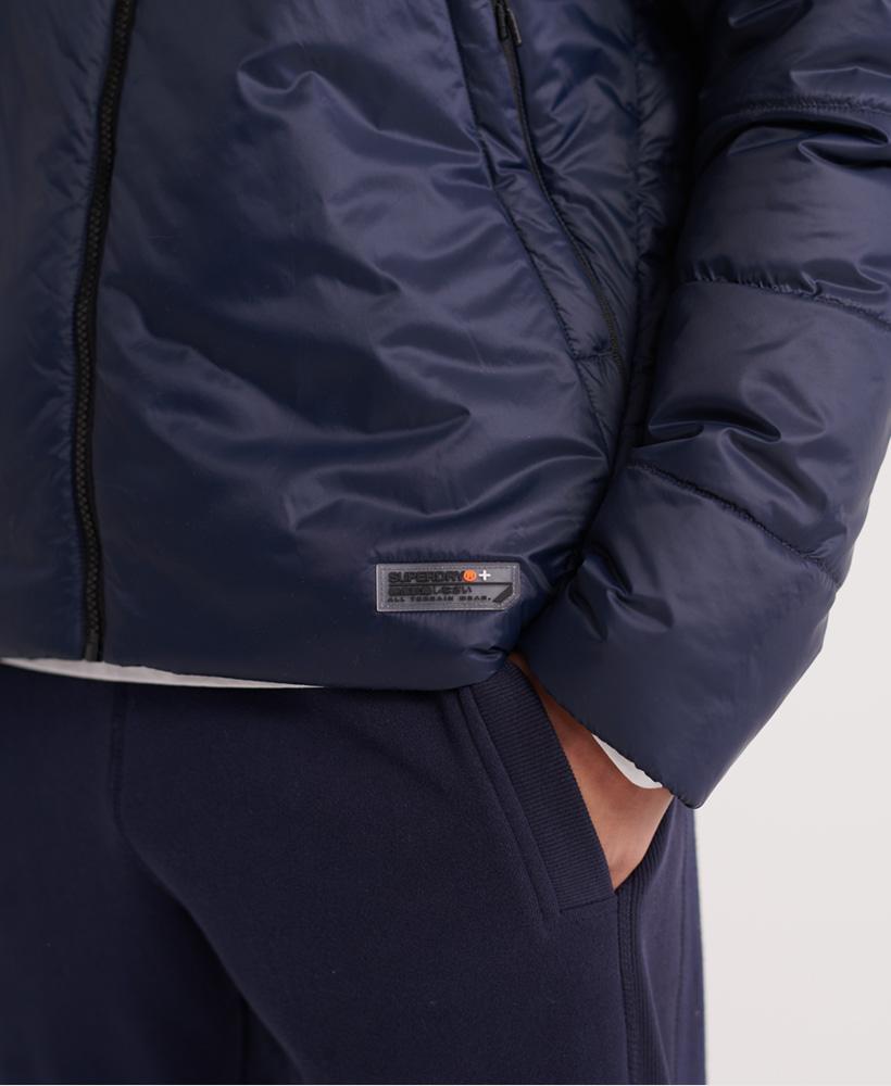 thumbnail 18 - Superdry Mens Packaway Hooded Jacket