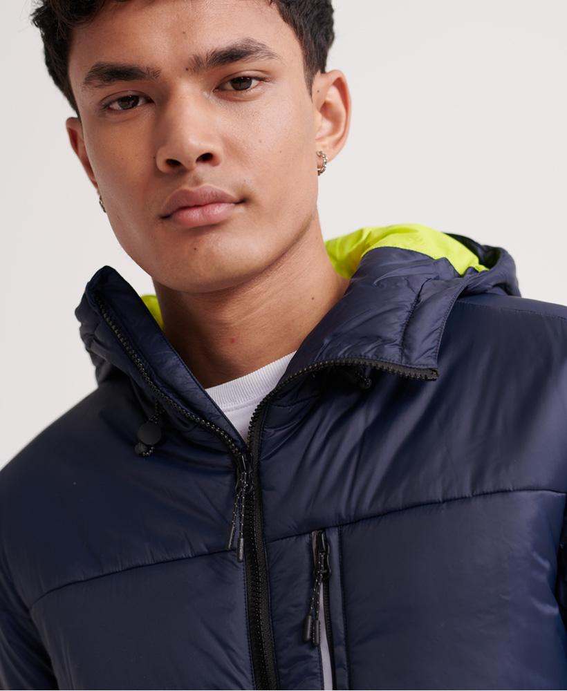 thumbnail 16 - Superdry Mens Packaway Hooded Jacket