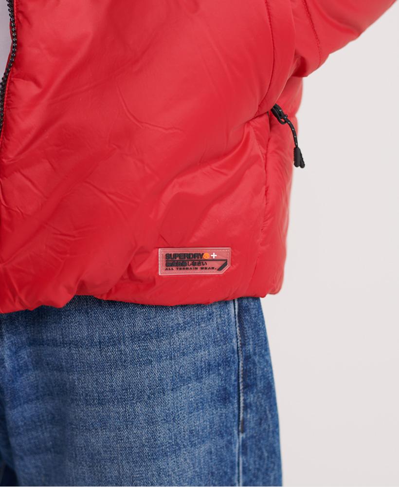 thumbnail 23 - Superdry Mens Packaway Hooded Jacket