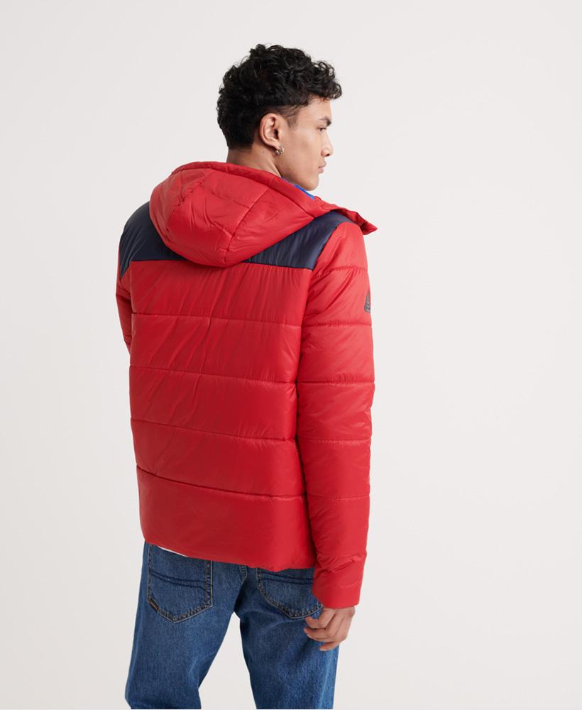 thumbnail 20 - Superdry Mens Packaway Hooded Jacket