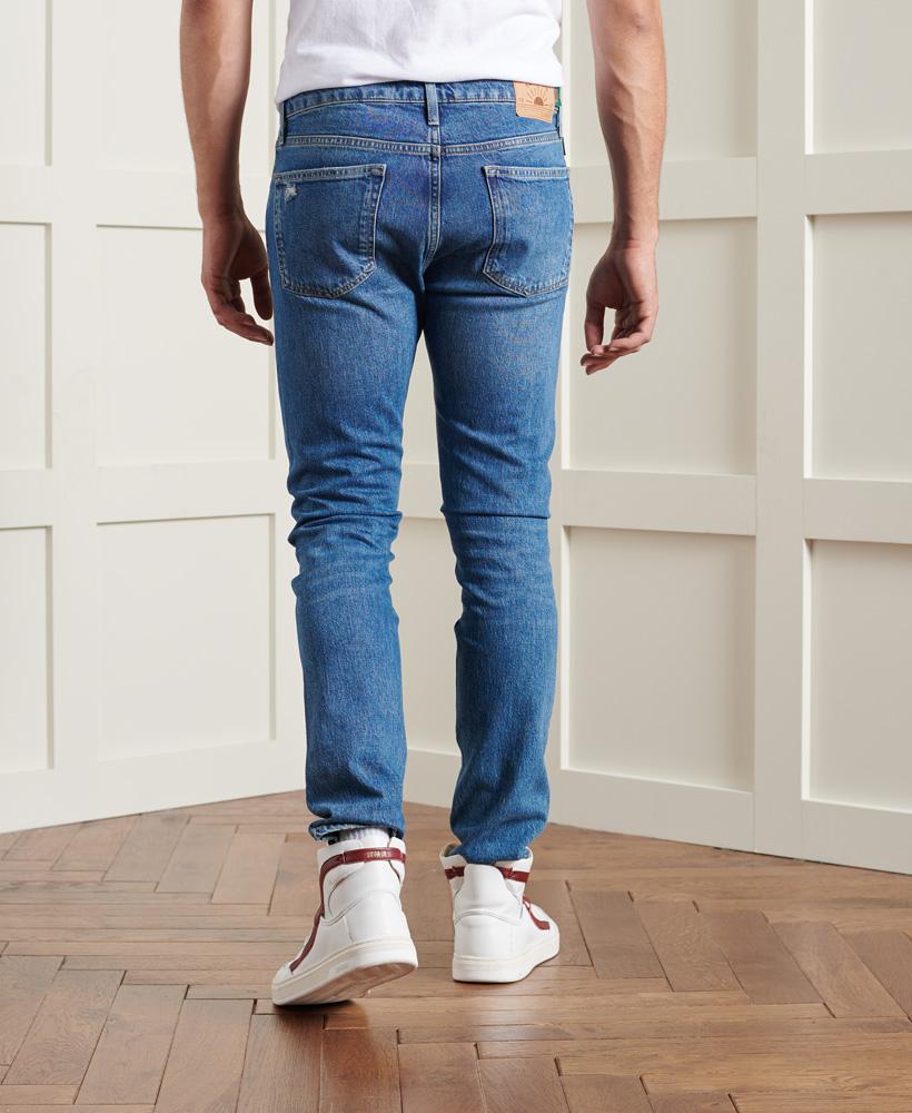 Superdry Herren Schmal Geschnittene Premium Tyler Jeans