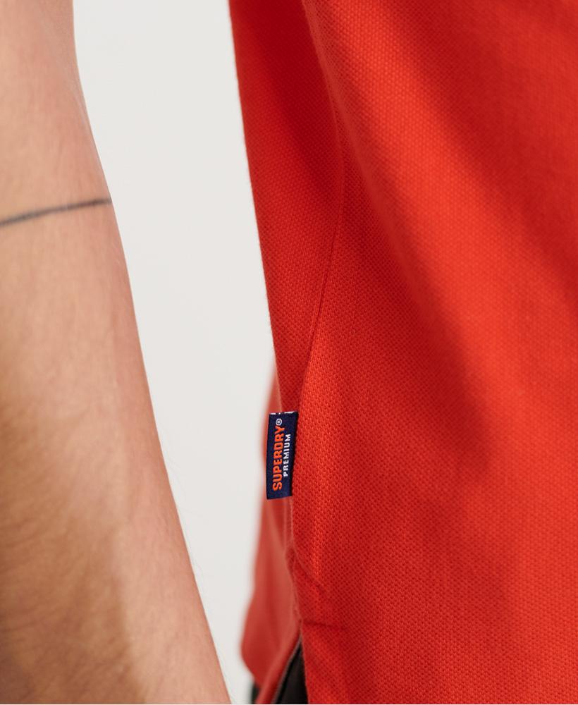 Indexbild 33 - Superdry Herren Classic Superstate Polohemd